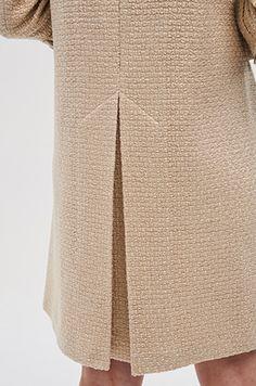 버튼 디테일 트위드 드레스 Knit Skirt, Knitting, Skirts, Tricot, Breien, Stricken, Skirt, Weaving