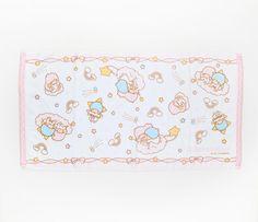 Little Twin Stars Bath Towel: Sky