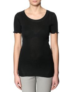 Lækre Saint Tropez T-shirt Saint Tropez T-shirt & Toppe til Damer i behageligt materiale