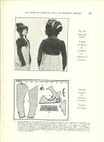 Les Fées Tisseuses :: Patrons 1800 à 1910 gratuits Corsage, France Mode, 1800s Fashion, Spencer, Costume Patterns, Fashion Plates, Jane Austen, Regency, Sewing Hacks