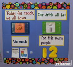 A Tour of the Classroom at Play to Learn Preschool