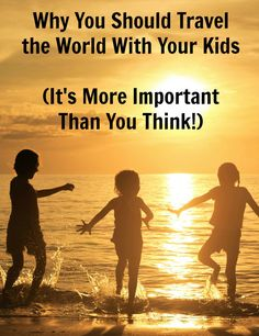 Adventure is out there.🌎 Travel the world as a family and with your kids, it's more important than you think! You'll be running to book your next family vacation after reading this . Bus Travel, Travel Goals, Travel Usa, Travel Tips, Travel Destinations, Travel Ideas, Travel Advisor, Luxury Travel, Budget Travel