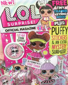 10pcs LOL Surprise Serise 3 Doll Lil Little Sister Nipple Accessories Random