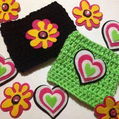 Heart & Flower Cozy