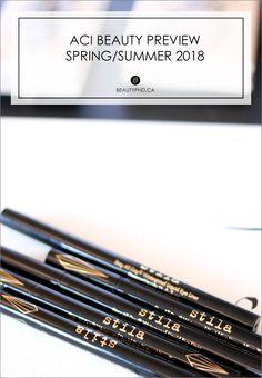 Stila Cosmetics Micro Tip Eyeliner Stila Cosmetics, Peter Pan, Toronto, Eyeliner, Spring Summer, Events, Beauty, Happenings, Beleza