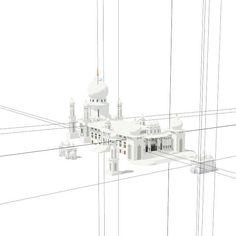 jaigurudev temple - 3D Warehouse