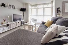 Blog wnętrzarski - design, nowoczesne projekty wnętrz: Nowoczesne mieszkanie - aranżacja wnętrza