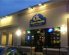 Be sporty and happy at The Happy Viking in Yuba City, California, USA http://www.thehappyviking.com/tour.php