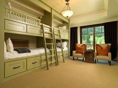 26 Bunk Bed Design Ideas