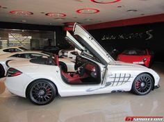 Mercedes-Benz SLR McLaren Roadster 722 S  #mbhess #mbcars #mbslrmclaren #mclaren