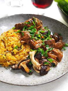 Oppskrifter Archives – Page 18 of 34 – Berit Nordstrand Risotto, Curry, Food And Drink, Ethnic Recipes, Curries
