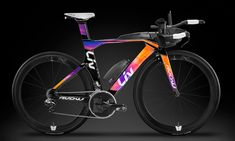 Liv Giant Avow Advanced Pro women's Time Trial Bike