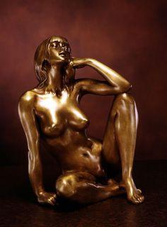 Bronze Sculpture by French Artist-