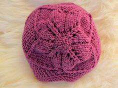 Nice cap of Drops big merino yarn