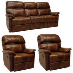 Southern Motion Cagney Sectional Sofa With Recliner Turk