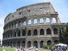Anfiteatre romà de la ciutat de Roma