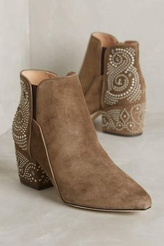 FALL 2015 BOOTS | Belle by Sigerson Morrison Cynn Booties - anthropologie.com