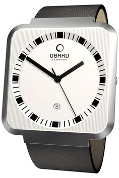Obaku Men V139GCIRB | EVOSY | The Premier Destination for Watches and Accessories