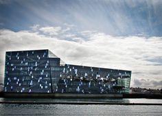Iceland- Harpa Hall