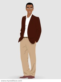 myWebFace profile and messenger avatar game | Your Cartoon Avatar