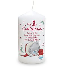 Create a timeless keepsake for your newborn at Christmas