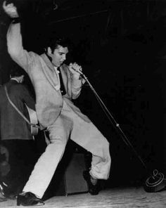 Hip shaker, 1957