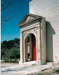 Iglesia de San Lorenzo en Valdemaqueda. Madrid, Spain