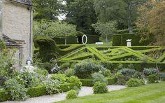 Asthall Manor Gardens