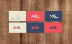 Brizz Identity by Douglas Teo, via Behance