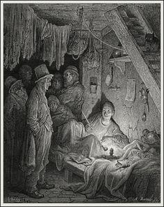 Le Prince Lointain: Gustave Doré (1832-1883), Le Fumeur d'Opium, extra...