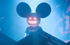 Another picture of deadmau5. not only is it something I'm mastering but it is also autonomy. This is something I do for enjoyment as well. image taken from AP Image Collection EBSCOHOST