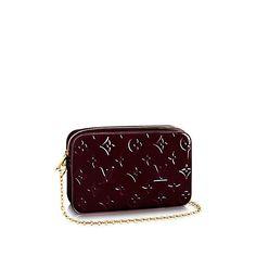 Louis Vuitton Pouches & Cosmetic Bags Monoglam Leather Pouches & Cosmetic Bags 5