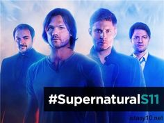 Supernatural 11. Sezon Onaylandı