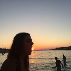 #Puglia #tramonto