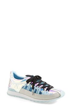 772160715894 L.A.M.B.  Bennie  Sneaker (Women) available at  Nordstrom Leather Sneakers