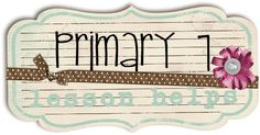 Ideas for primary lessons