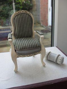 Dollhouse Miniature Furniture  Tutorials  1 inch minis 1 Inch
