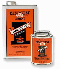 Best-Test One Coat Rubber Cement is an excellent pressure sensitive rubber cement developed for artwork and mechanical paste-up. It is fast, clean, and easy to use. Hold artwork firmly in place yet allows repositioning of elements quickly and cleanly. Best-Test One Coat remains tacky when applied to one side of the surface. Art or type can be peeled off and put down again many times-yet original work will still remain firmly in place.