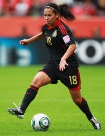 Sounders Sign Mexico International - Veronica Perez