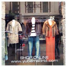Os presentamos Fur Play nuestra nueva marca de chaquetones de visón vintage. #mink #vintage #fur #play #love #friends #yubegirls #yubemadrid...