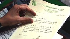 Legal Requirements Of MQM's Resignations Not Yet C...