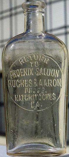 Antique whiskey logo