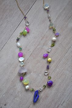 Parade by LFJewelryDesigns on Etsy, $139.00