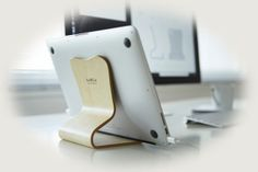 MOKU Woodware | Desktop Chair - Versatile stand for MacBooks and iPads
