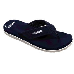 Dallas Cowboys Unisex Summer Time Flip Flops