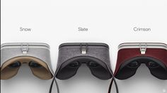 Google Opens Pre-Orders for Crimson and Snow Daydream View VR Headsets http://ift.tt/2h1mkq7