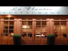 La Flambe Restaurant Bristol Bristol - YouTube