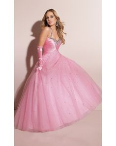 Strapless Sweetheart Floor-length Prom Dress With Sequin Embellished Ball Gown http://www.lighttothebox.com/special-occasion-dresses/prom-dresses.html