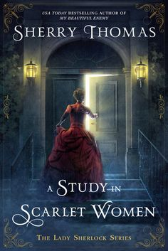 Lady Sherlock #1: A Study in Scarlet Women