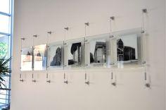 Hanging solutions | Media Finishings | 315-385-0037